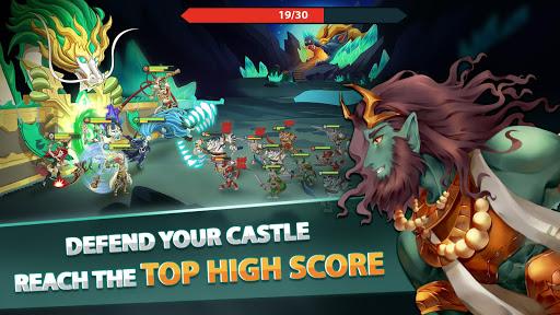 IG Arena - Idle RPG APK MOD (Astuce) screenshots 1