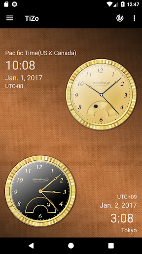 TiZo(world time clock) 1.5.3 Windows u7528 1