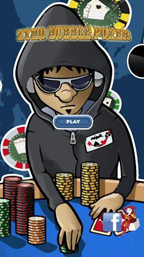 Bubble shooter poker