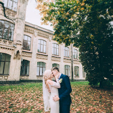 Wedding photographer Inga Kagarlyk (ingalisova). Photo of 27.02.2018