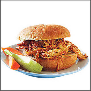 Slow-Cooker Barbecue Chicken.