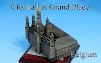 City hall at Grand place -Belgium-