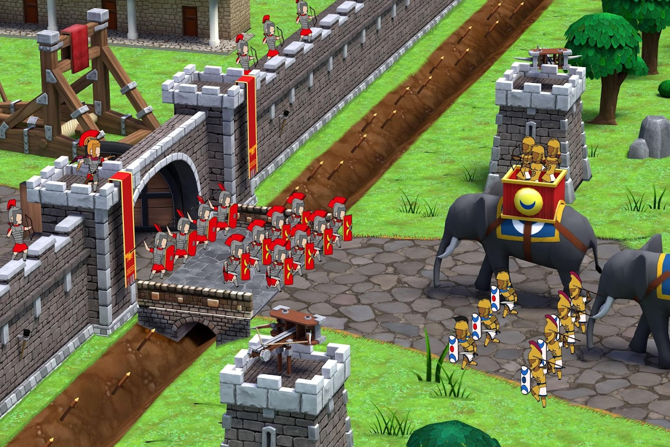 Grow Empire: Rome- screenshot