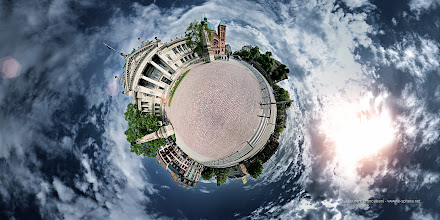 Photo: Mini Planete - Tribunal de Strasbourg