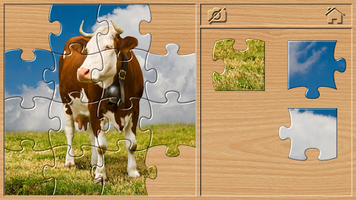 Animal Puzzles for Kids apkpoly screenshots 6