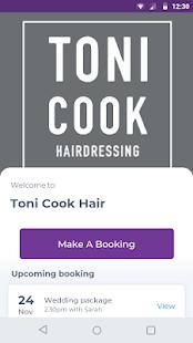 Toni Cook Hair - náhled