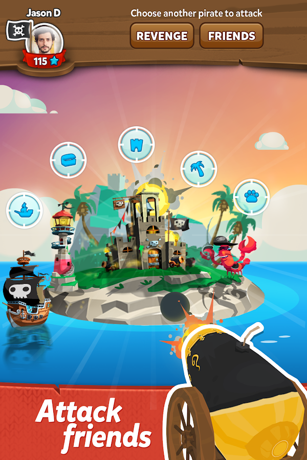 Pirate Kings- screenshot