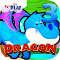 3rd Grade Dragon Kids Games icon
