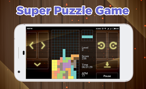 Block Puzzle Jewel Game - náhled