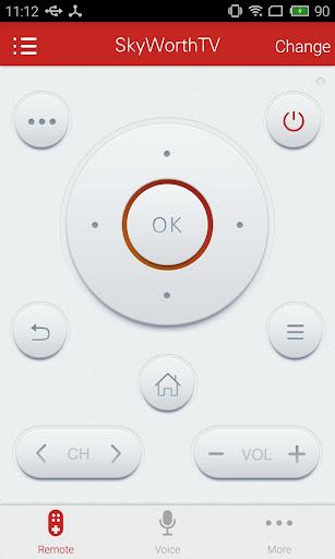 Fingertip Remote