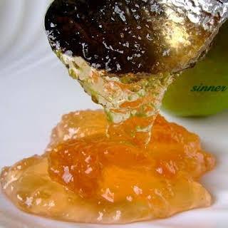 Apple Jelly.