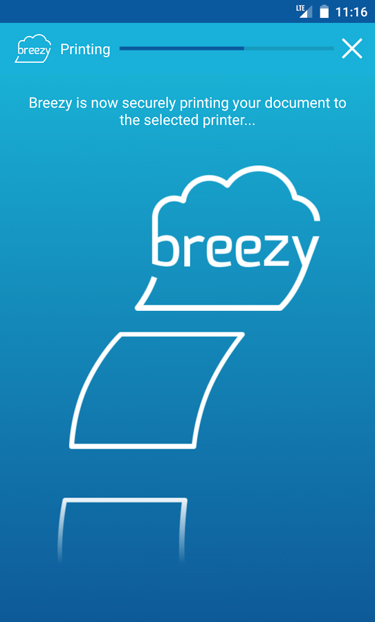 Breezy For Good Technology- screenshot
