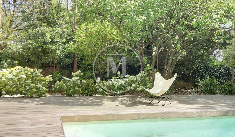 Maison avec piscine et terrasse Lyon 3ème