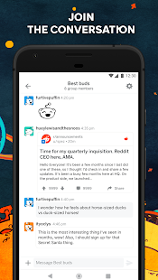Reddit: Top News, Trending Memes & Crypto Updates Screenshot