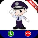 Policia de Niños - Broma - Llamada Falsa  😂 icon