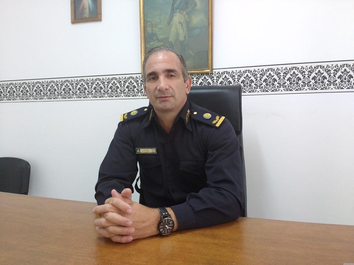 Andrés Pitetti, nuevo Jefe Distrital: