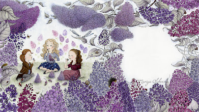 Photo: Little Lilac Ladies