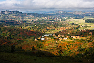 Photo: Madagascan countryside
