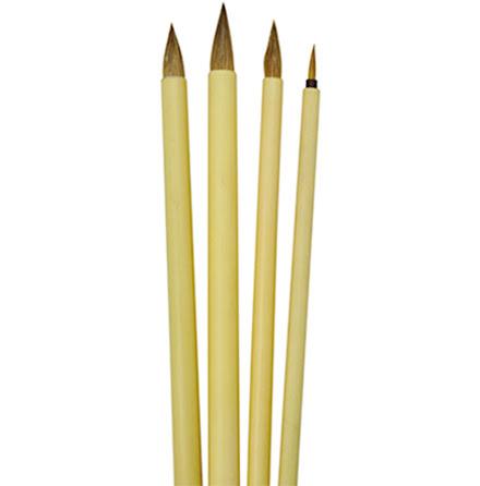 Bambus set 1 - 4 st.