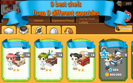 Hello Seafood 2 for Kakao apkpoly screenshots 3
