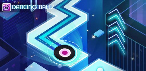 Dancing Ballz: Music Dance Line Tiles Game