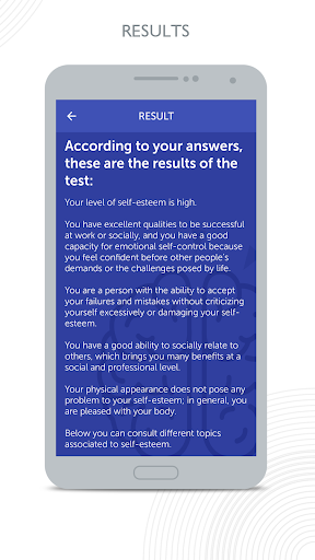 PsyTests screenshot 2
