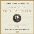 North Coast Barrel-Aged Old Rasputin XVII