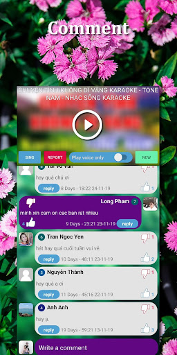 Kakoke - sing karaoke, voice recorder, singing app screenshot 4