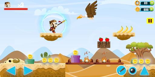 Mega Jungle Adventure 2020  captures d'écran 2