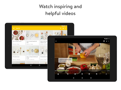 Kitchen Stories - recipes, baking, healthy cooking- screenshot thumbnail