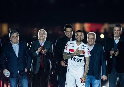 Dani Alves s'est exprimé sur la situation de Lionel Messi au FC Barcelone