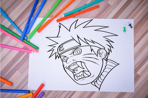 How To Draw Cartoon Anime 3.0 screenshots 8