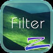 Filter Theme - ZERO Launcher