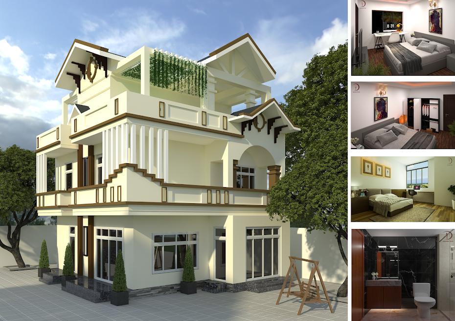 Hướng dẫn học thiết kế nội thất tại Sơn Tây Hà Nội
