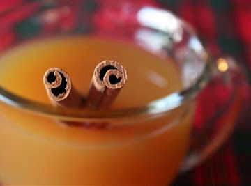 Mulled Winter Punch Recipe