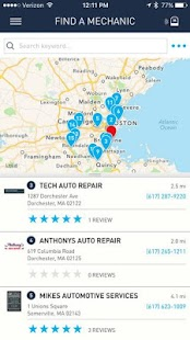 Mechanic Advisor - náhled