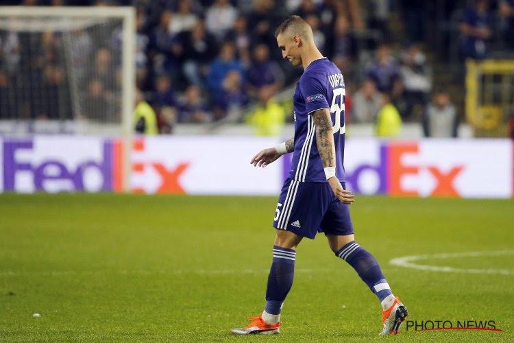 Vranjes explique pourquoi il reste à Anderlecht