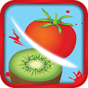 Fruits and Vegetables Slicer icon