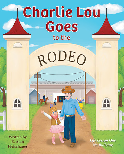Charlie Lou Goes to the Rodeo cover
