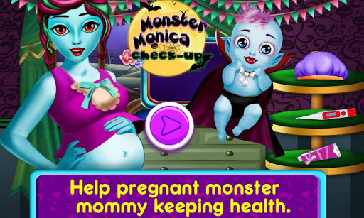 Monster Monica Check-up