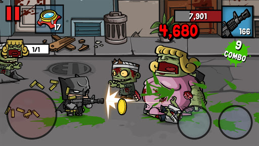 Zombie Age 3: Shooting Walking Zombie: Dead City 1.6.8 screenshots 15