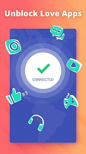 Free VPN proxy by Snap VPN - náhled