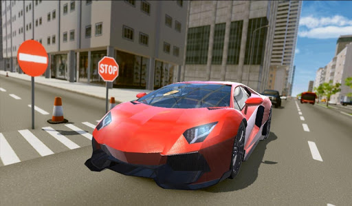 Furious Deadly Car Racing screenshot 2
