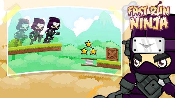 android Fast Run Ninja Screenshot 0