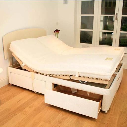 Adjustables Grand Duchess Adjustable Bed