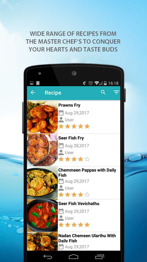 Daily Fish India- screenshot
