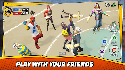 Basketball Crew 2k19 - streetball bounce madness! 10.0.838 de.gamequotes.net 1