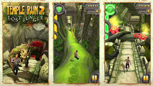 Temple Run 2 screenshot 14