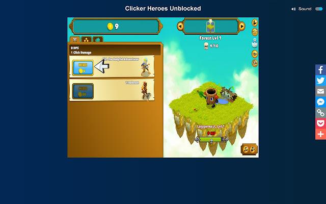 Clicker Heroes Unblocked
