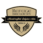 Logo of Refuge Raspberry Sour